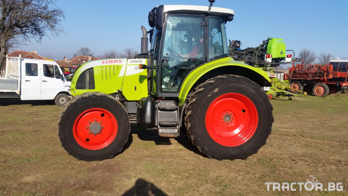 Трактори Claas ARION 510 0