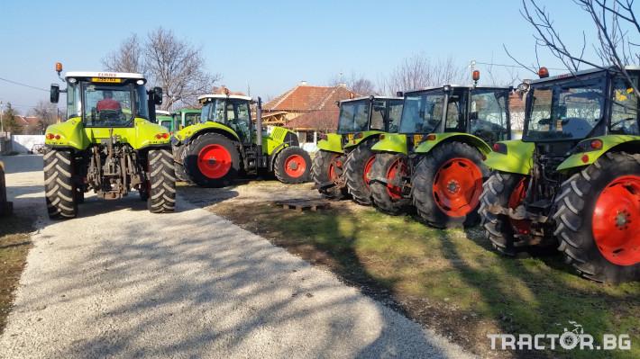 Трактори Claas ARION 510 2