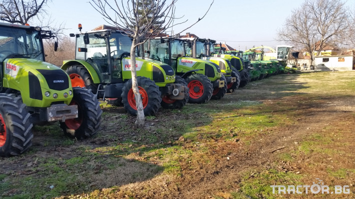 Трактори Claas ARION 510 10