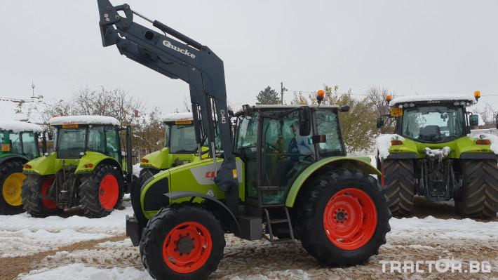 Трактори Claas CELTIS ФАДРОМА 18