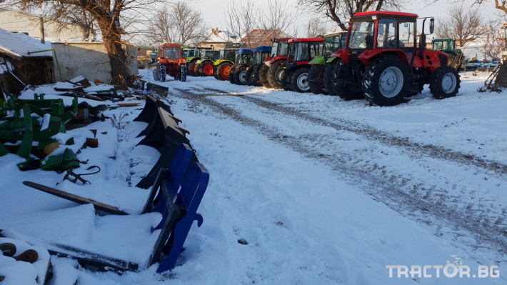Трактори Беларус МТЗ ФАДРОМА 4