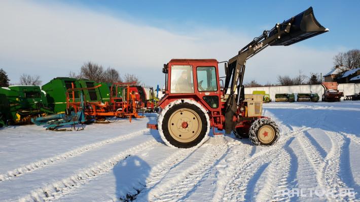 Трактори Беларус МТЗ ФАДРОМА 7