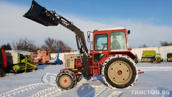 Трактори Беларус МТЗ ФАДРОМА 8