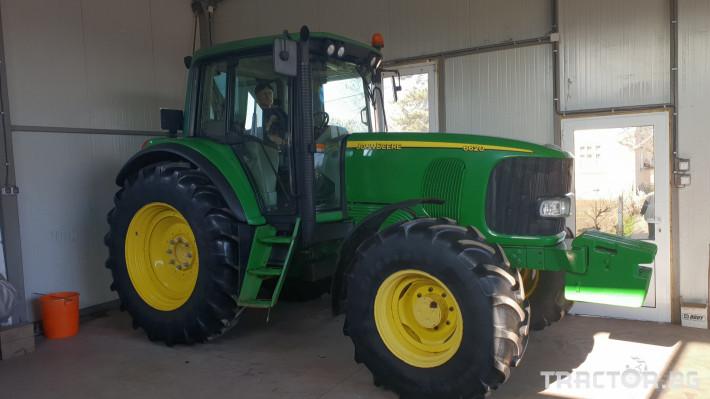 Трактори John-Deere 6620 0