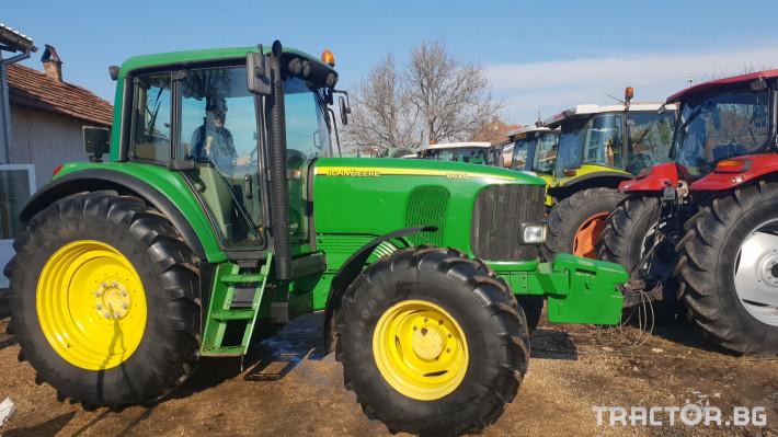 Трактори John-Deere 6620 2
