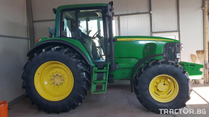 Трактори John-Deere 6620 1