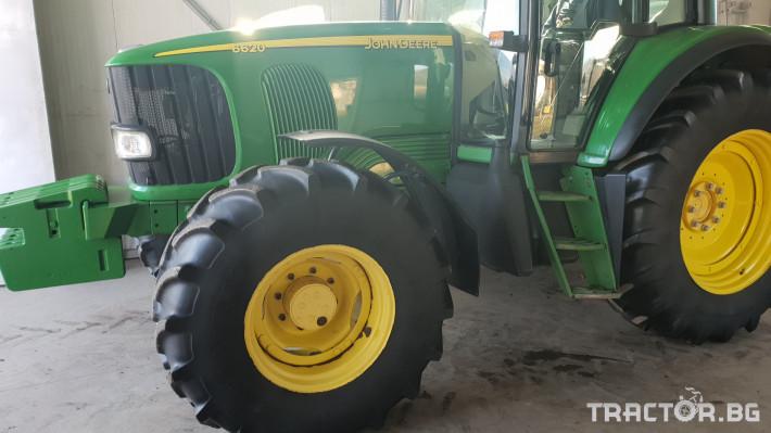 Трактори John-Deere 6620 7