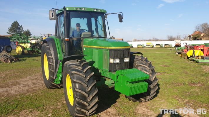 Трактори John-Deere 6900 0
