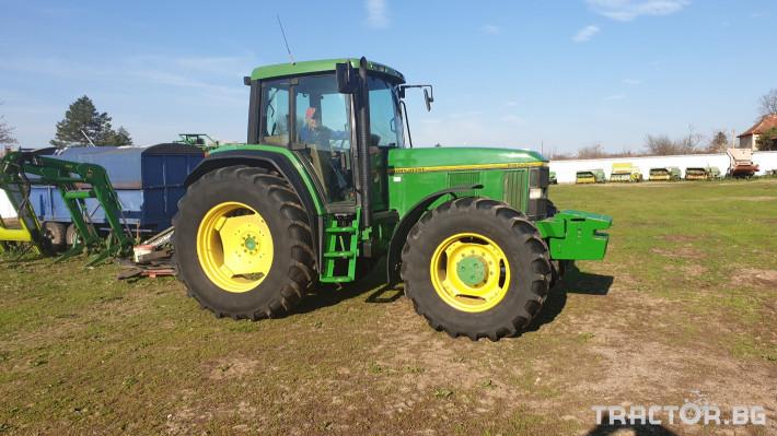 Трактори John-Deere 6900 4