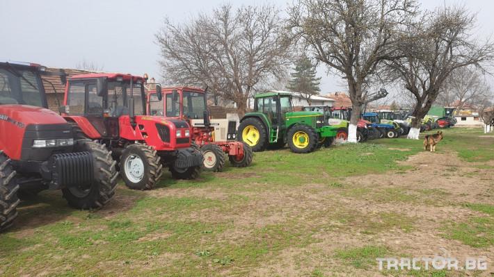 Трактори John-Deere 6900 6