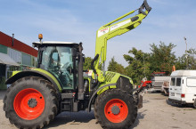 Claas ARION 630 с Фадрома