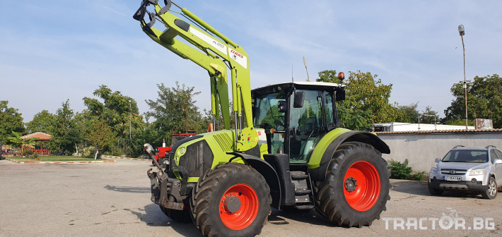 Трактори Claas ARION 630 с Фадрома 1