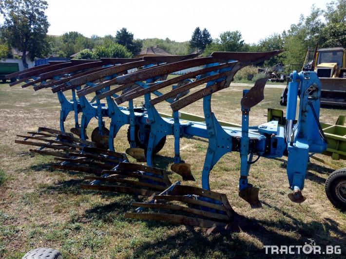Плугове Rabe Albatros  5 (4+1) 0 - Трактор БГ