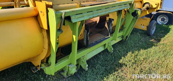 Хедери за жътва Claas За силажокомбаин 3 - Трактор БГ