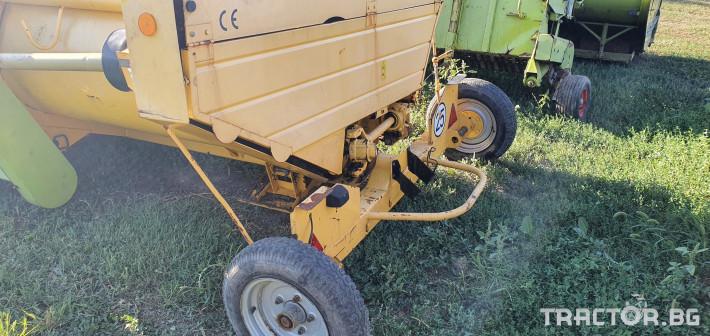 Хедери за жътва Claas За силажокомбаин 4 - Трактор БГ
