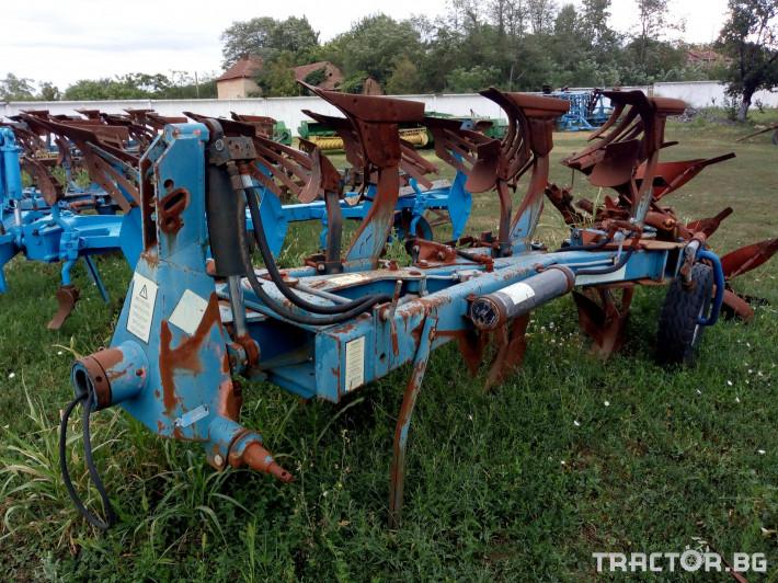 Плугове Overum обръщателен 3 ка решетъчен 0 - Трактор БГ