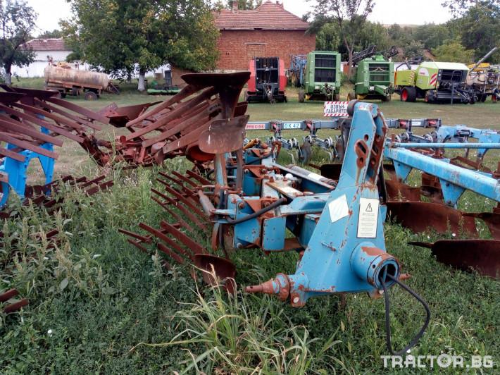 Плугове Overum обръщателен 3 ка решетъчен 1 - Трактор БГ