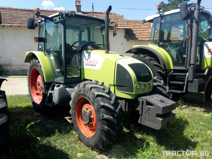 Claas Celtic 446
