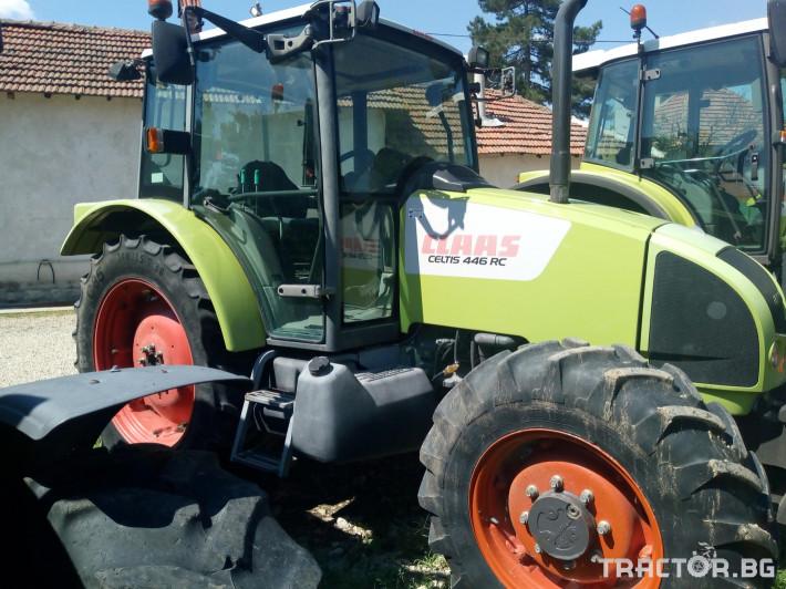 Трактори Claas Celtic 446 1 - Трактор БГ