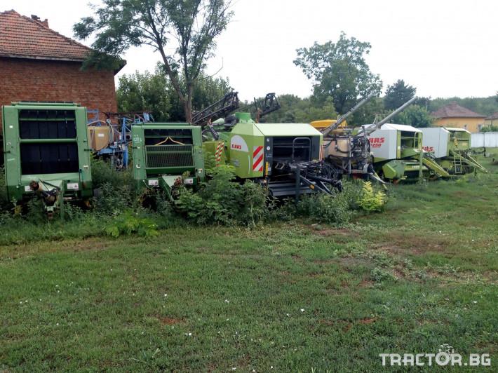 Сламопреси John-Deere 545 2 - Трактор БГ