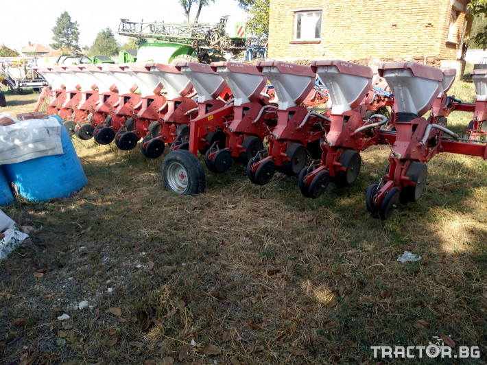 Сеялки Kverneland Optima HD 12 0 - Трактор БГ