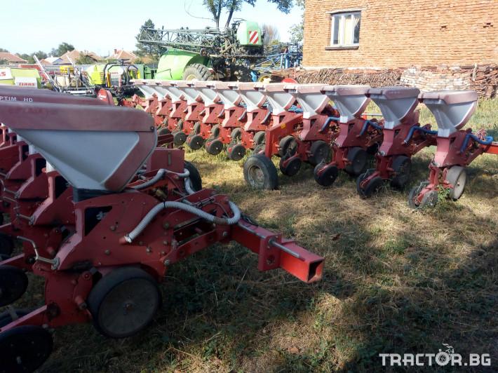Сеялки Kverneland Optima HD 12 1 - Трактор БГ