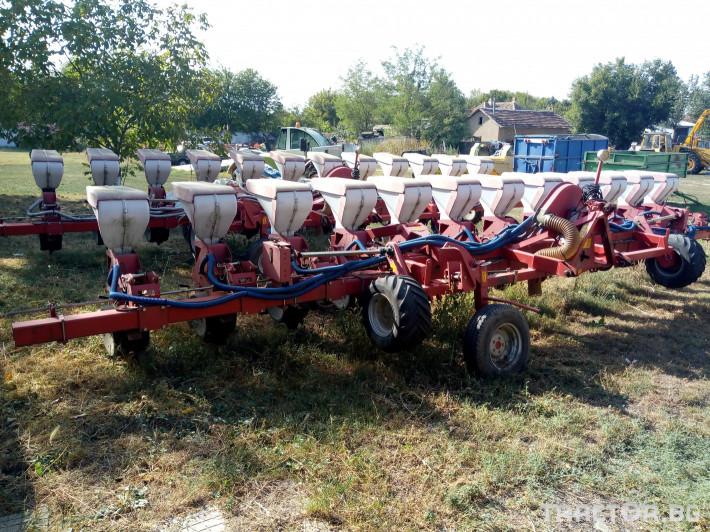 Сеялки Kverneland Optima HD 12 3 - Трактор БГ