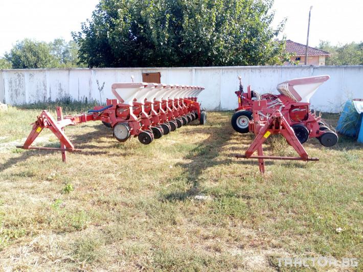 Сеялки Kverneland Optima HD 12 4 - Трактор БГ