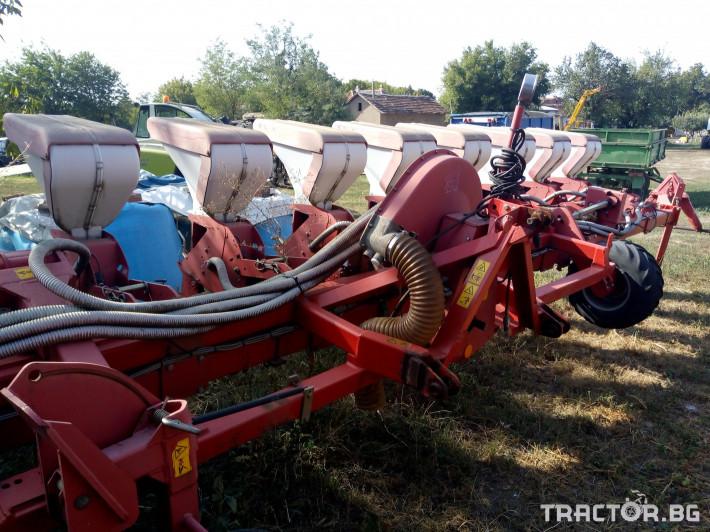 Сеялки Kverneland Optima HD 12 5 - Трактор БГ