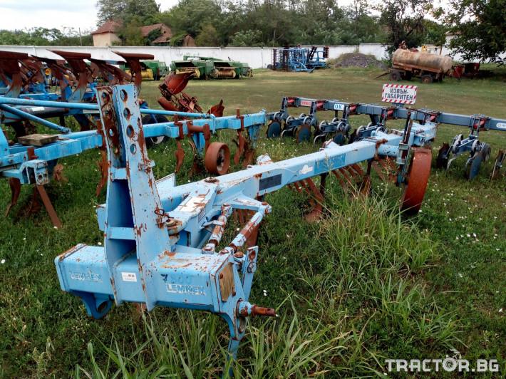 Плугове Lemken 5 ца решетъчен 1 - Трактор БГ