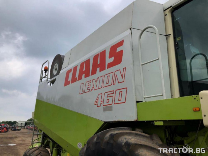 Комбайни Claas Lexion 460 Промоция 4 - Трактор БГ