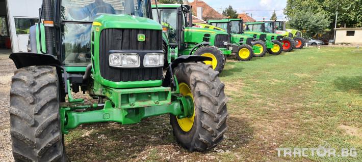 Трактори John-Deere 6330 2 - Трактор БГ