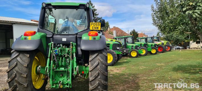 Трактори John-Deere 6330 3 - Трактор БГ
