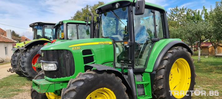 Трактори John-Deere 6330 5 - Трактор БГ