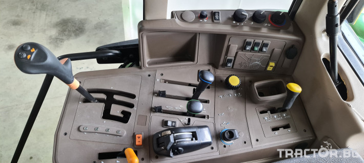Трактори John-Deere 6330 7 - Трактор БГ
