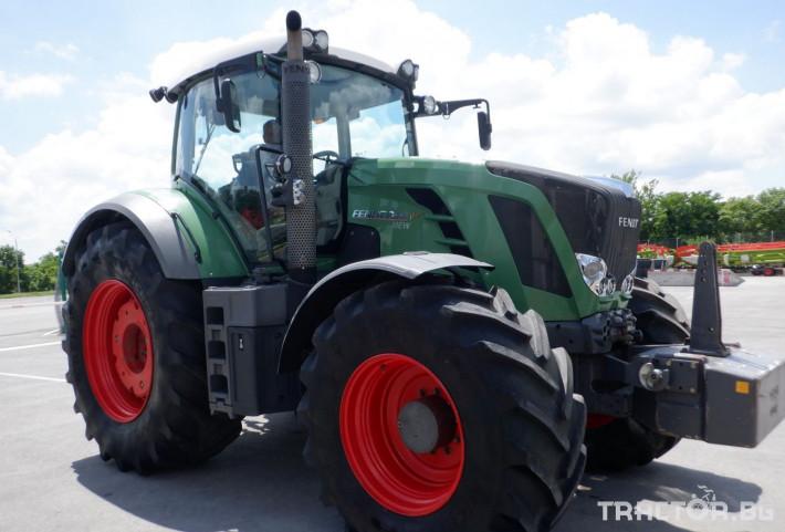 Трактори Fendt 818 Vario 0 - Трактор БГ