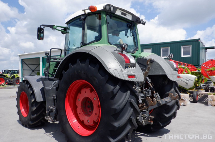 Трактори Fendt 818 Vario 1 - Трактор БГ