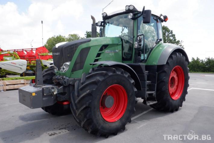 Трактори Fendt 818 Vario 2 - Трактор БГ
