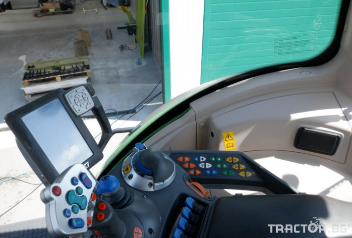 Трактори Fendt 818 Vario 4 - Трактор БГ