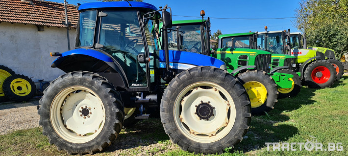 Трактори New-Holland TD5050 0 - Трактор БГ