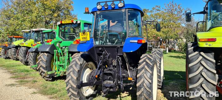 Трактори New-Holland TD5050 1 - Трактор БГ