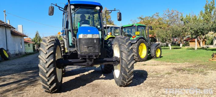 Трактори New-Holland TD5050 2 - Трактор БГ