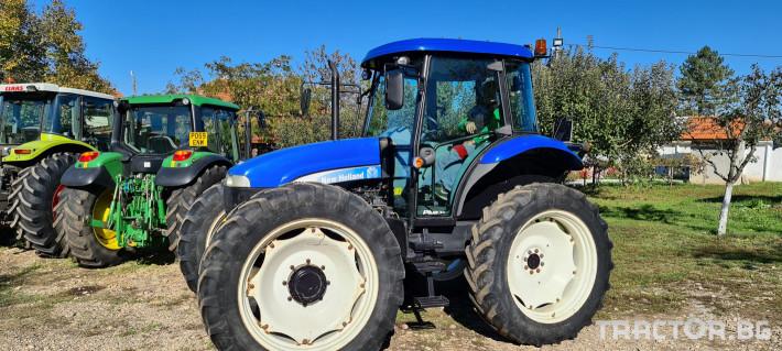 Трактори New-Holland TD5050 4 - Трактор БГ