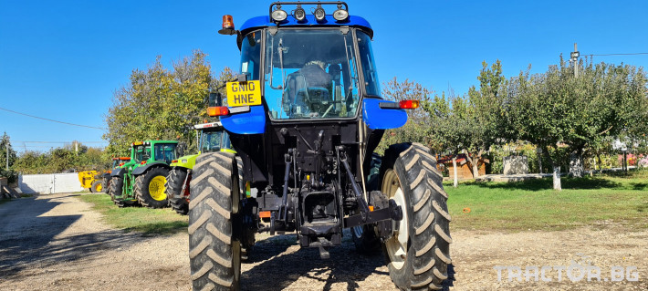 Трактори New-Holland TD5050 5 - Трактор БГ