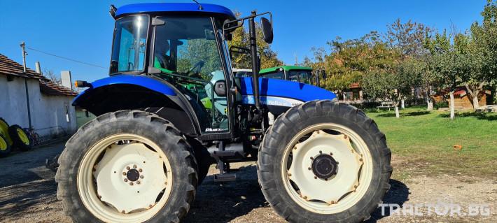 Трактори New-Holland TD5050 6 - Трактор БГ