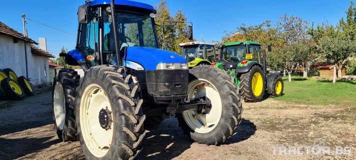Трактори New-Holland TD5050 7 - Трактор БГ