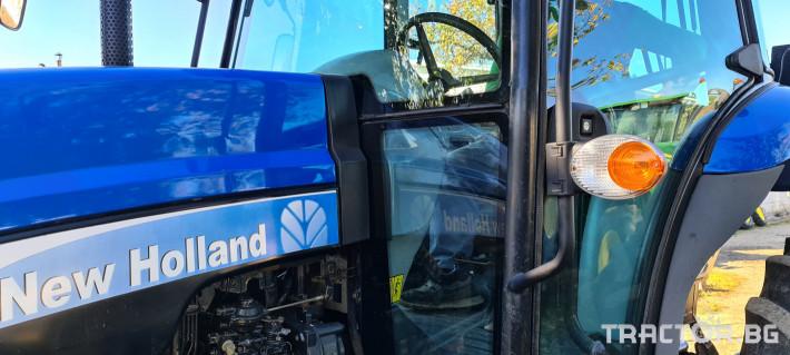 Трактори New-Holland TD5050 8 - Трактор БГ
