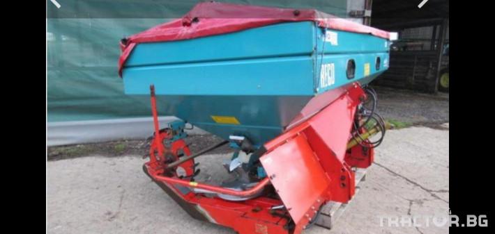 Торачки KUHN Kverneland - Kubota , Amazone , Bogbale , Sulky 9 - Трактор БГ