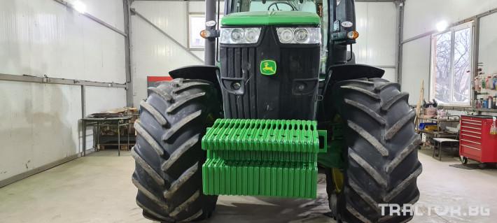 Трактори John-Deere 7230R 2 - Трактор БГ