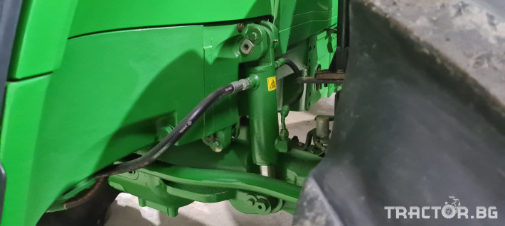 Трактори John-Deere 7230R 3 - Трактор БГ